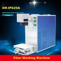 XM IPG20A Portable Fiber Laser Marking Machine Metal Marking Laser Engraving Machine For Metal And Plastic