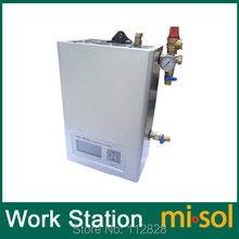 220V Рабочая станция насосная станция солнечного нагревателя горячей воды w/насос w контроллер