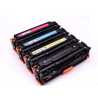 Color laser toner cartridge 118 318 418 718 printer toner for Canon LBP 7200CD LBP MF8350 CRG 718 CRG 318 CRG 118 CRG 418