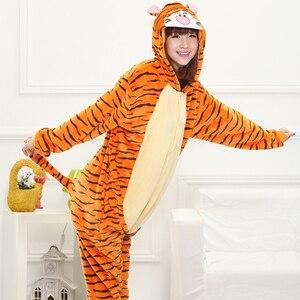 Image 4 - Adult Animal Kigurumi Onepiece Women Men Party Anime Black Bat Cosplay Onesies Costumes Soft Funny Cartoon Pajamas Girl Boy