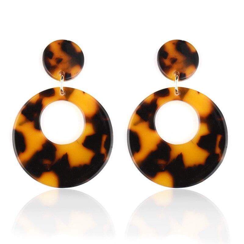 blooming women earrings A159-3