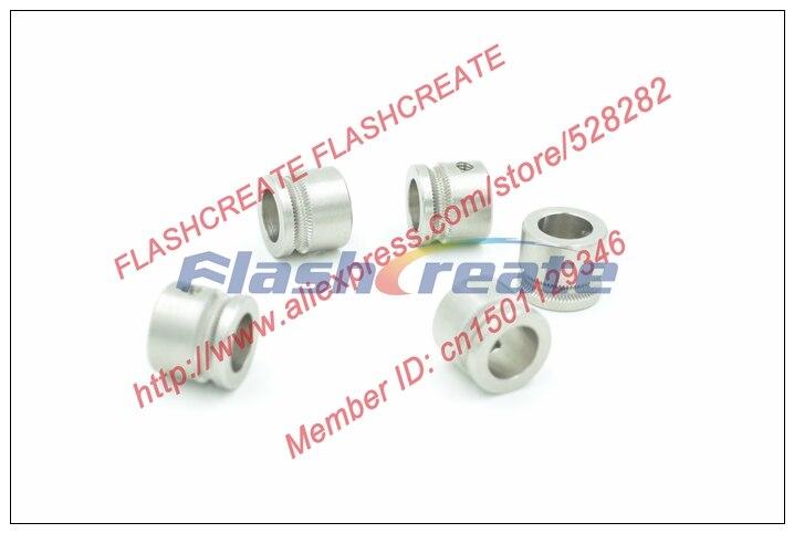 5pcs  Driver wheel roller gear MK7 MK8 Extruder feeder 38//40Teeth Bore 5mm