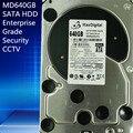 """640 GB de DISCO DURO SATA de 3.5 """"CCTV de Seguridad de Nivel Empresarial Hard Drive Garantía de $ number año"""