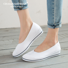 Cuculus 2018 Female Canvas Shoes Fashion Women loafer Sneakers Walking Shoes Breathable Casual Ladies Flats Footwear 804
