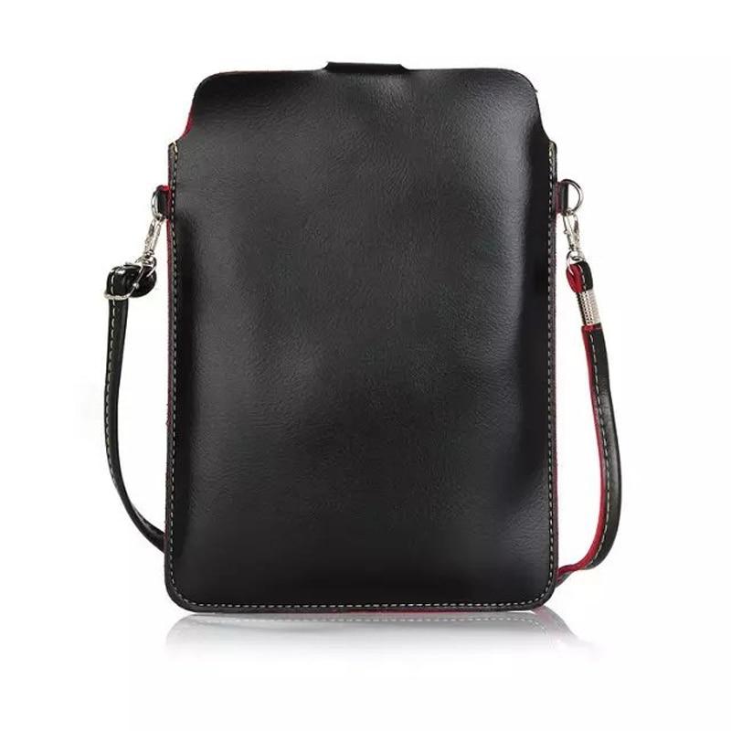 Fashion Premium PU Leather Slim Sleeve Bag for Archos 70 Xenon Color / Oxygen / Platinum / 70b Copper / 70c Xenon Shoulder Bag