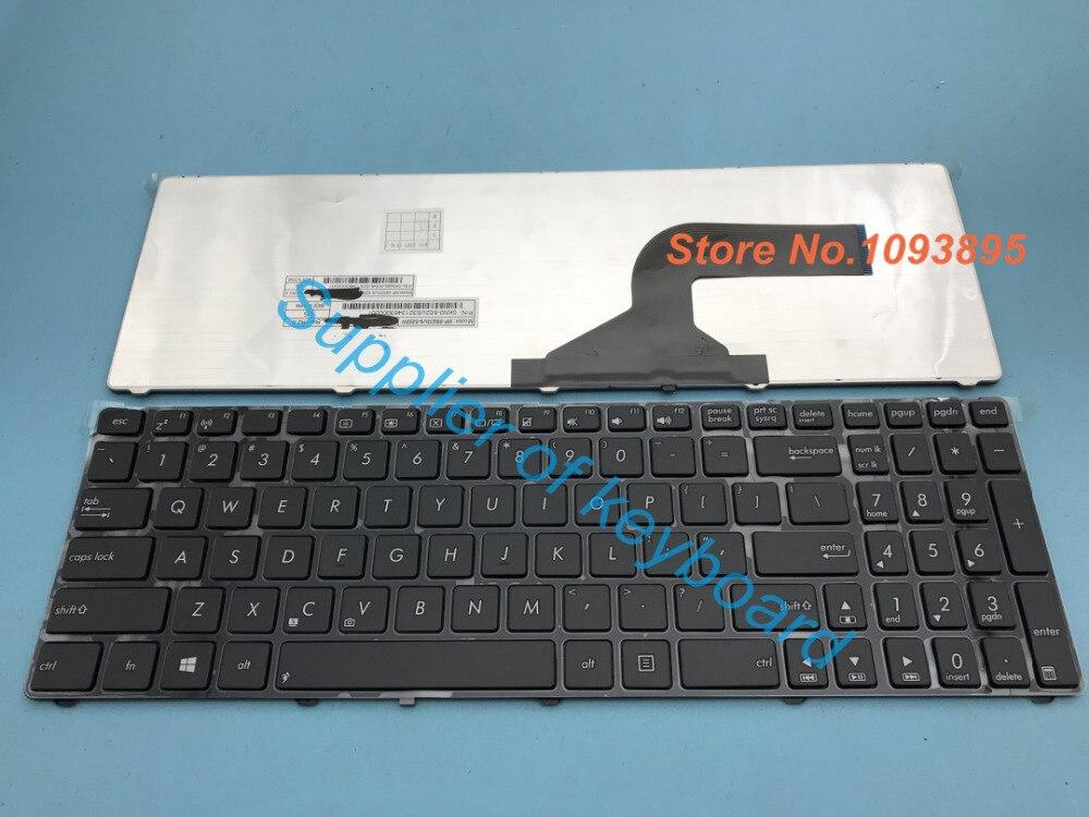 New ASUS G51 G51JX G51V G51VX G51J Keyboard US
