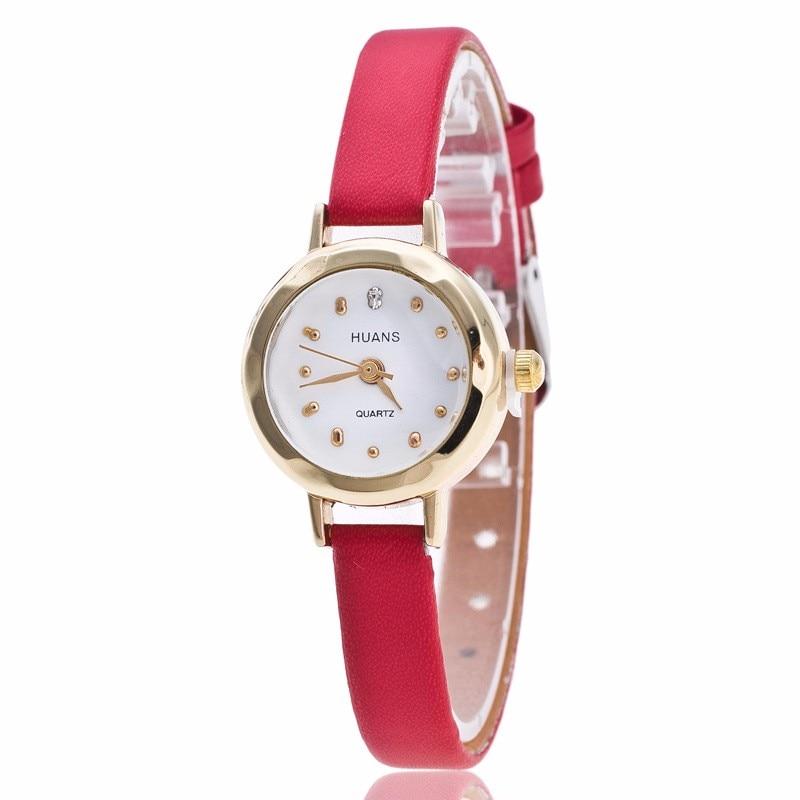 Reloj Mujer नई फैशन क्वार्ट्ज - महिलाओं की घड़ियों