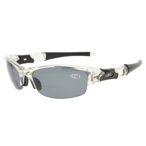 Image 3 - TH6166 Bifocal eyekepper TR90 irrompible media llanta deportes gafas de sol bifocales gafas de lectura + 1,0/+ 1,5/+ 2,0/+ 2,5/+ 3,0