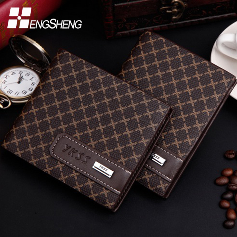 wallet purse dollar price carteira masculina men wallets short carteras leather famous brand purses portefeuille home mens walet baellerry high quality men leather wallets vintage male wallet three hold purse for men short purses carteira masculina d9150