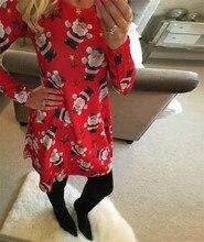 New Women Christmas Clothes Long Sleeve O Neck Christmas Tree Snowman Printed