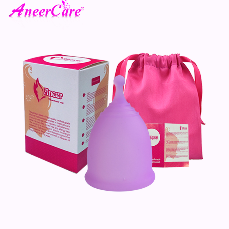 10pcs/lot silicone menstrual cup feminine hygiene lady cup prevent side leakage period cup collector menstrual viginal care
