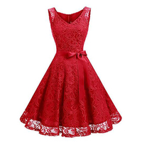 New Chinese Style Lace Celebrity Dresses 2018 Cheap Red Carpet Dresses Mini Appliques Plus Size vestido de festa rode loper