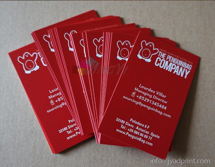 Matt Stratification Carte De Visite Pas Cher Cartes Papier 5000 Pcs