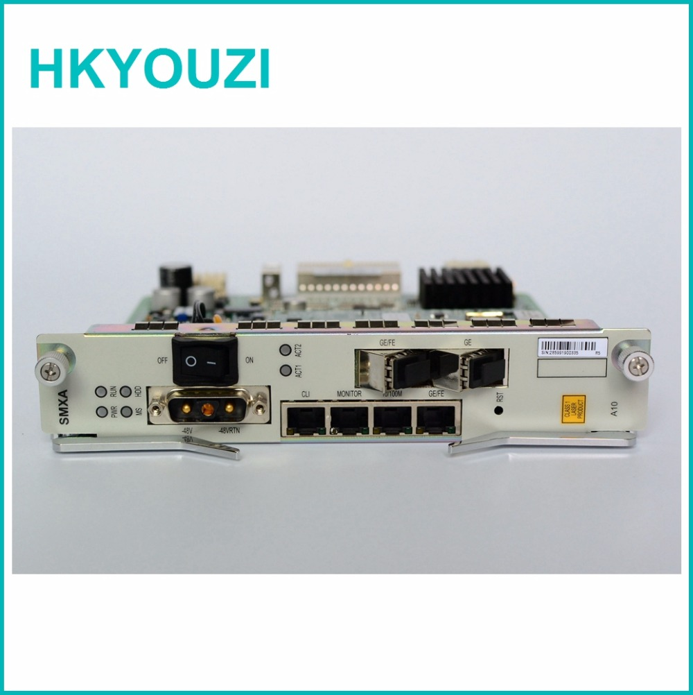 IN STOCK SMXA 10 SMXA/1 Card 1G uplink control DC power in one module use for ZXA10 C320 OLT with 2pcs 1G Fiber Optic PortsIN STOCK SMXA 10 SMXA/1 Card 1G uplink control DC power in one module use for ZXA10 C320 OLT with 2pcs 1G Fiber Optic Ports