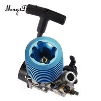 MagiDeal RC Buggy Car Truck Motor Engine Power System DIY Remote Control Parts for 1/16 1/12 Kyosho Hsp Hpi HongNor Hobao