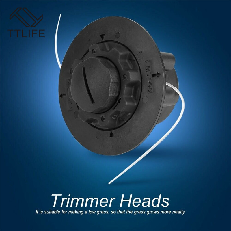 TTLIFE Lawn Mower Trimmer Head Grass Trimmer Head for <font><b>Stihl</b></font> Autocut C5-2 <font><b>FS38</b></font> FS45 FS46 FS45C 5-2 FSE60 <font><b>Parts</b></font> Garden Supplies image