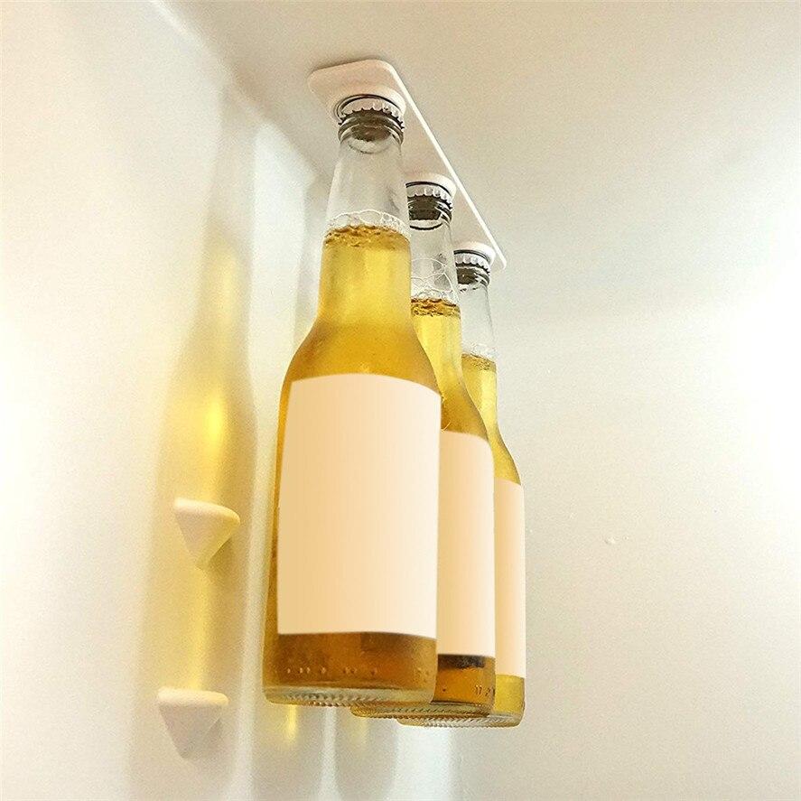 New Kitchen Organizer 3pcs Refrigerator Fridge Magnet Beer