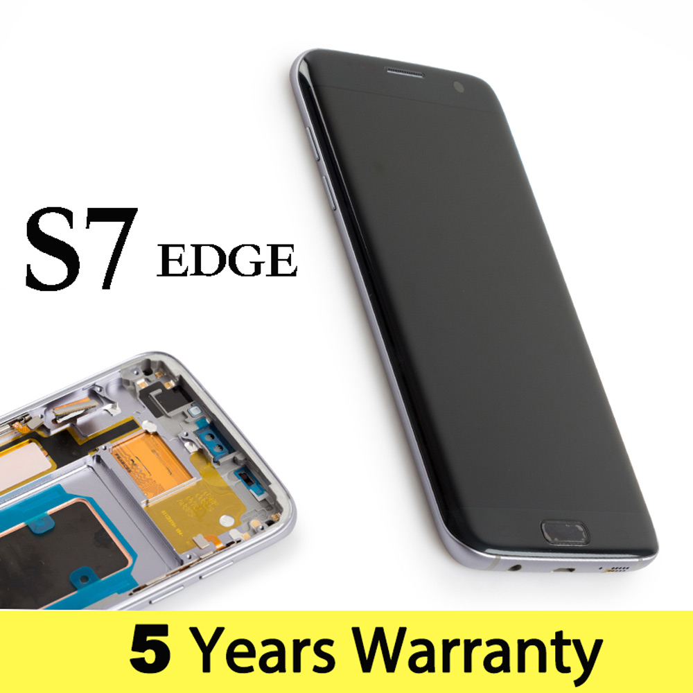 Original Phone Display For Samsung S7 Edge Screen G935F G935 With Lcd Touch Display For Samsung Galaxy S7 Edge Lcd PantallaOriginal Phone Display For Samsung S7 Edge Screen G935F G935 With Lcd Touch Display For Samsung Galaxy S7 Edge Lcd Pantalla