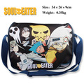 2017 Anime Soul Eater Saturn Cosplay Shoulder Messenger Bag Canvas Schoolbag Handbag Birthday gift