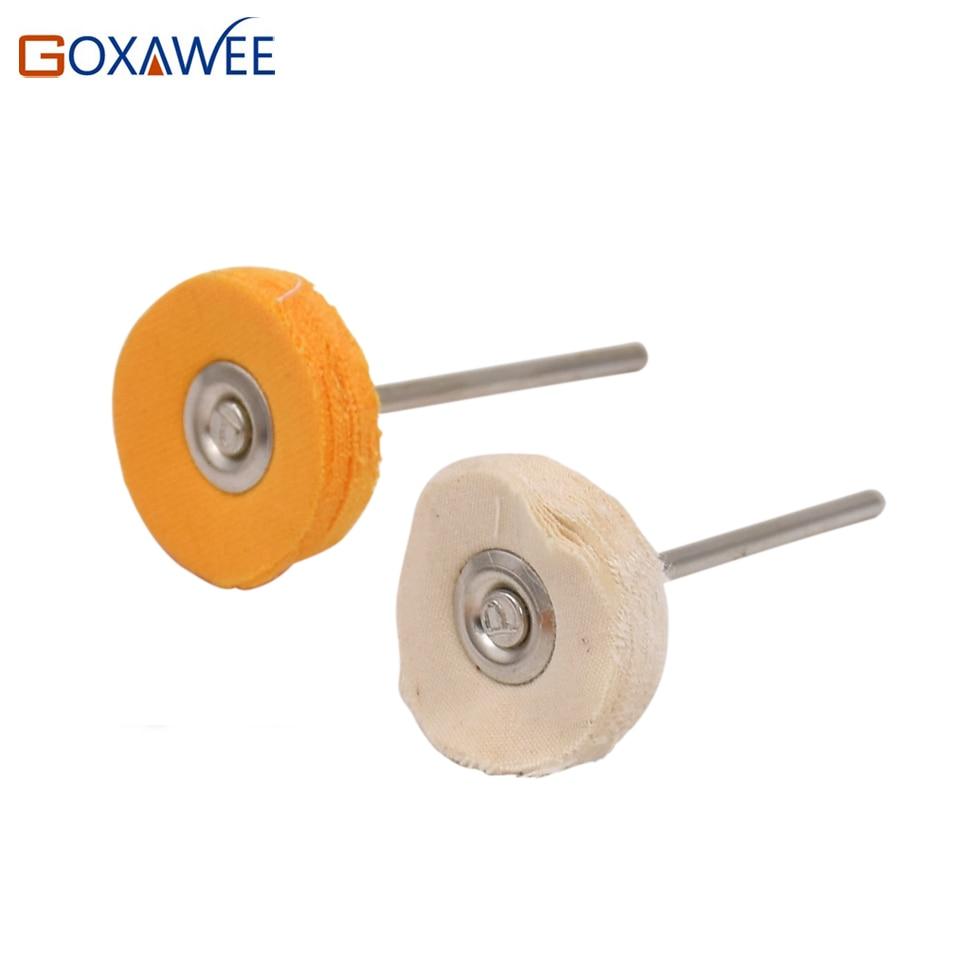 GOXAWEE 10 buc Bucăți Dremel Accesorii Dustel Pulverizare Pad - Instrumente abrazive - Fotografie 4