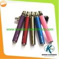 Buena calidad Ego C torcedura cigarrillo electrónico batería ajustable Variable Volatage 3.2 - 4.8 V para cigarrillos E 900 1100 1300 mah