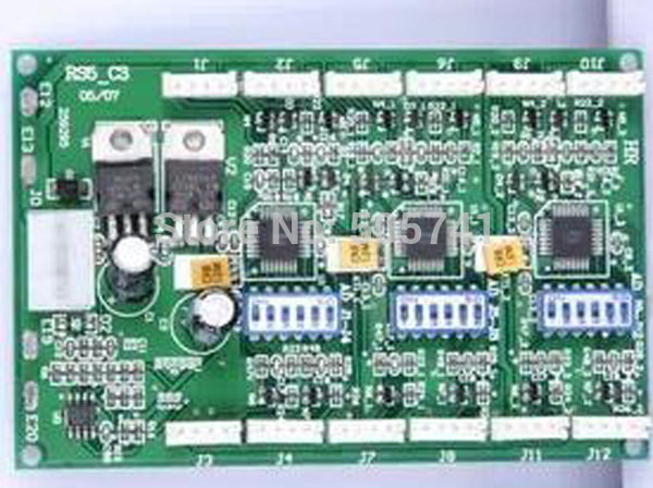 Elevator Address Board RS53 Board, Lift Communication Board XBA610AK2