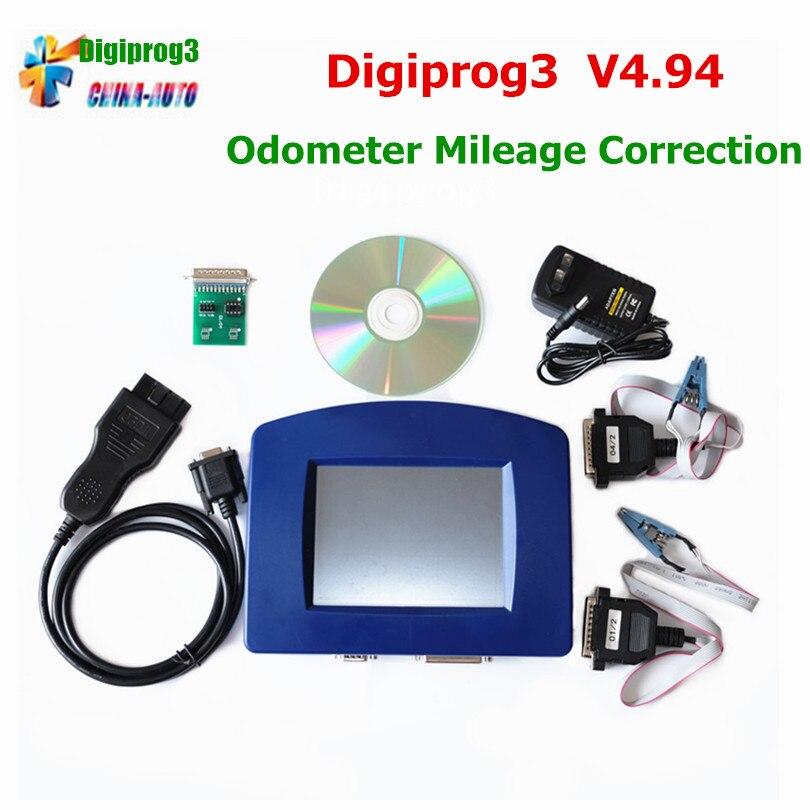 2017 Newest Odometer Programmer Digiprog III OBD Version Digiprog 3 V4 94 With OBD2 ST01 ST04