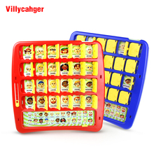 Who Is It Board game Memory Training Family Parent-Child Interactive Educational Guessing Baby Birthday Gift Desktop Funny Game