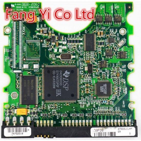 Frete grátis PCB para MAXTOR/número Da Placa Lógica: 301398100/Principal Controlador IC: 040106000