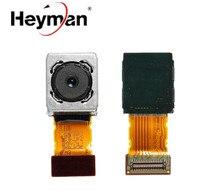 Heyman กล้องสำหรับ Sony Z5 E6603 E6653 E6683 กล้องด้านหลังริบบิ้นเปลี่ยนชิ้นส่วน