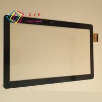 10.1 인치 digma plane 1512 3g ps1120mg 태블릿 pc 용량 성 터치 스크린 유리 디지타이저 패널 무료 배송