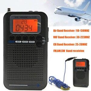 Mini Portable Pocket AM/FM 2 W