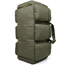 цены 90L Large Capacity Outdoor Hiking Backpack Military Tactical Pack Camouflage Luggage Bag Waterproof Travel Bag