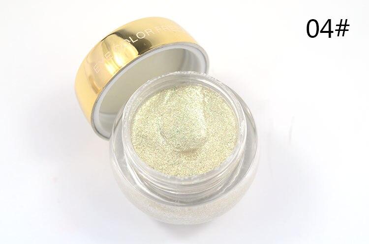 Love Alpha Eyes Makeup Nude Eyeshadow 16 Color Single EyeShadow Shining Bright Brand Makeup Liquid Eye Shadow Gel Glitter Makeup (11)