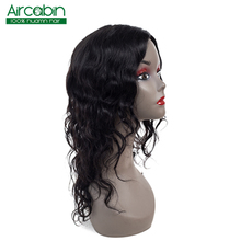 Indian Human Hair Wigs Full Machine Natural Short Wigs Non Remy Hair Body Wave Wig For Black Women Aircabin Wigs For Women