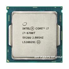 Intel core Quad-core I7 6700 Т 4 Croe I7-6700T LGA 1151 3.20 ГГц 6 М ОПЕРАТИВНОЙ ПАМЯТИ DDR3L-1333, DDR3L-1600 DDR4 GPU HD530