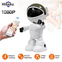 Hiseeu 2MP/1.3MP HD Wireless IP Camera wi fi Robot camera 1080P Wifi Night Vision Camera IP Network Camera CCTV two way audio