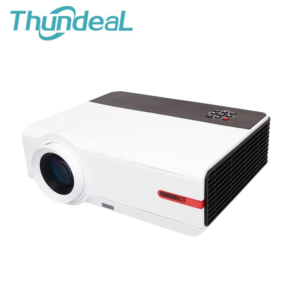 Rd808full thundealandroid 4.2 smart proyector 3200 lúmenes hd led digital smart