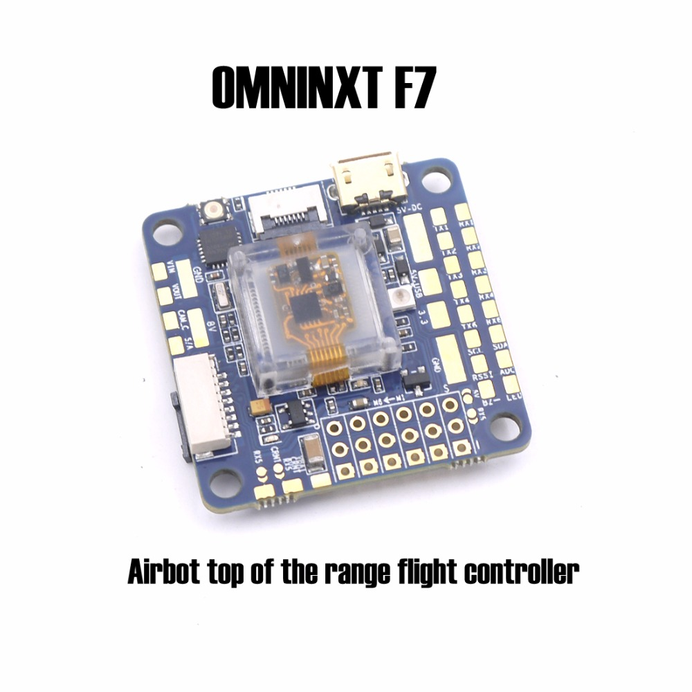 OMNINXT F7 Airbot top of the range flight controller based on the Omnibus F7 v2 for quadcopter quilted heart omnibus the