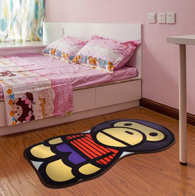 new cartoon carpet parlor living room table sofa mats printing bath kitchen rugs children kids bedroom - Kids Bedroom Mats