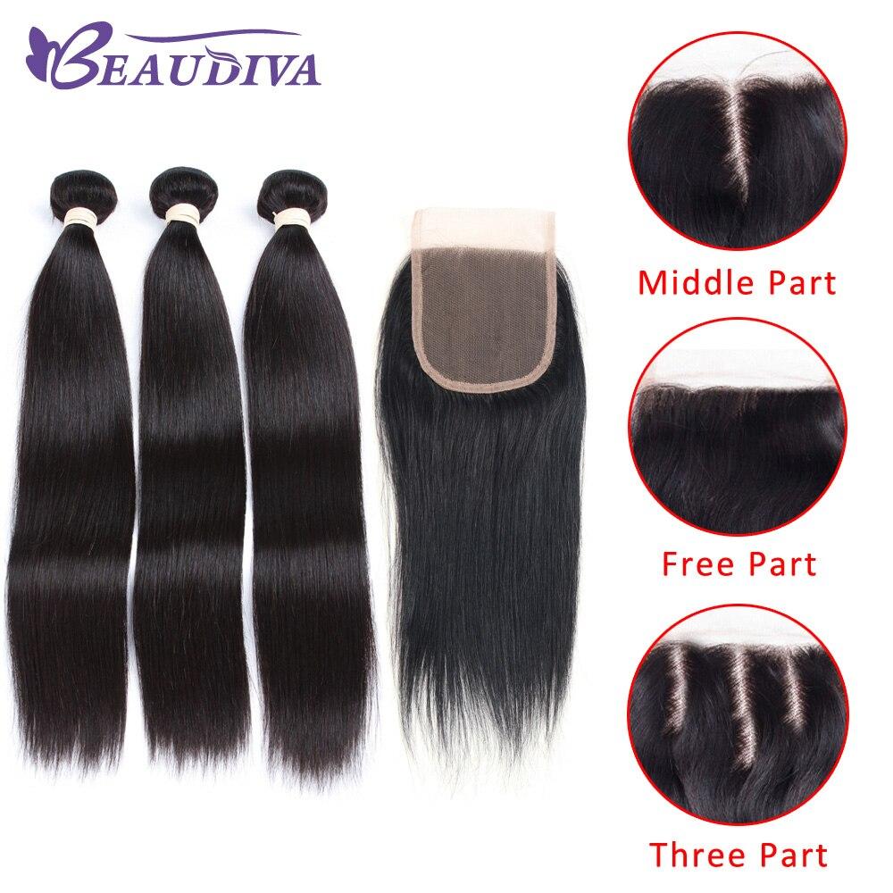 Beaudiva Hair Extension 100% Human Hair 12