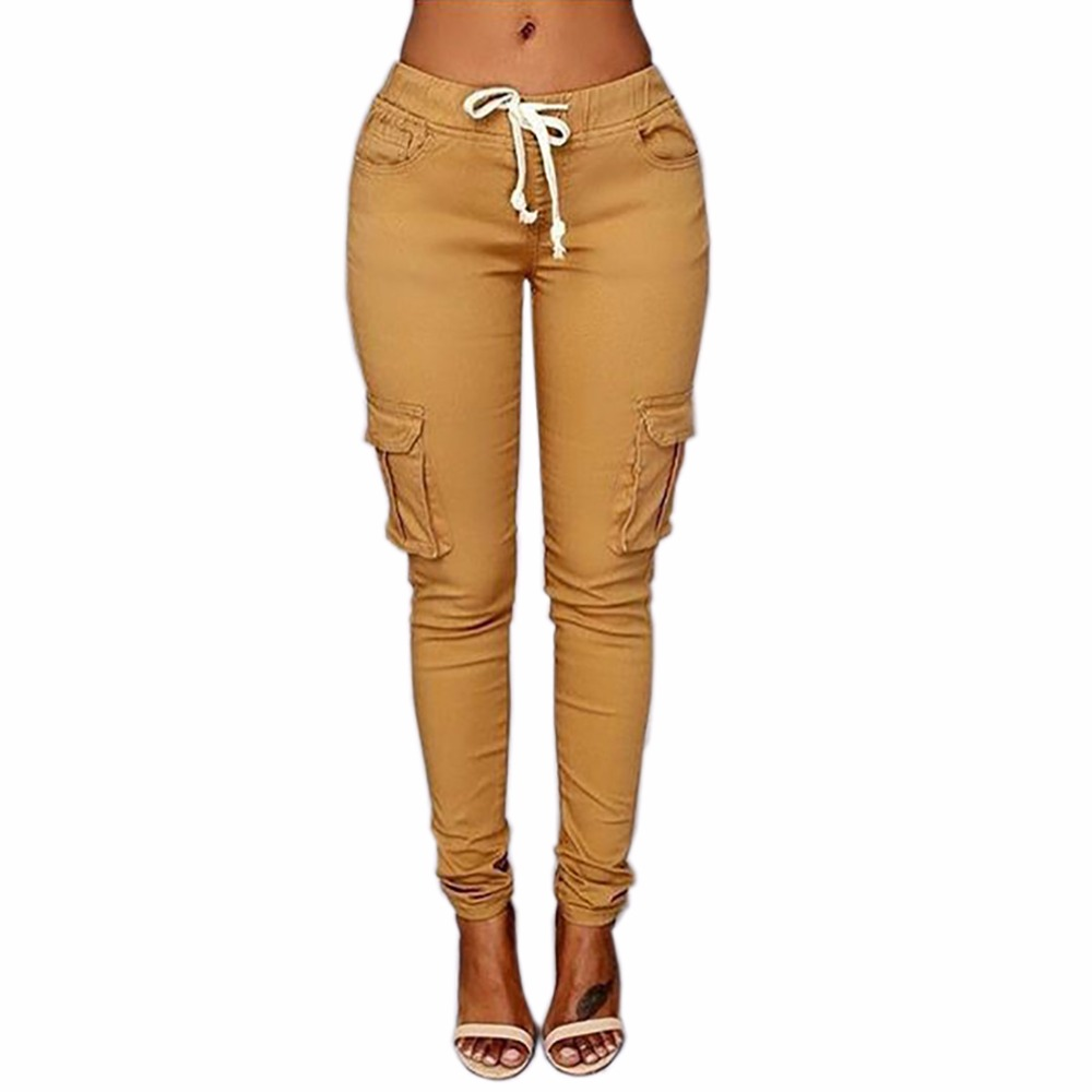 Popular Cargo Skinny Jeans for Women-Buy Cheap Cargo Skinny Jeans ...