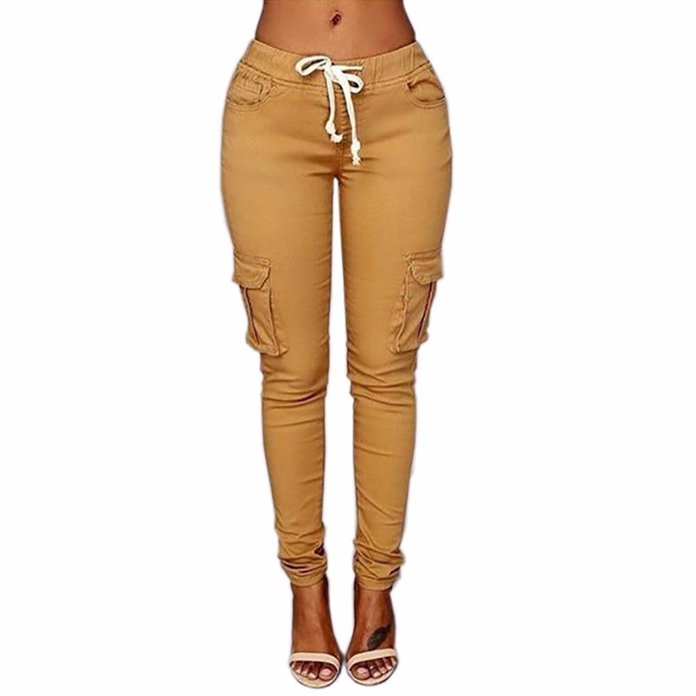 Popular Cargo Skinny Jeans for Women-Buy Cheap Cargo Skinny Jeans ...