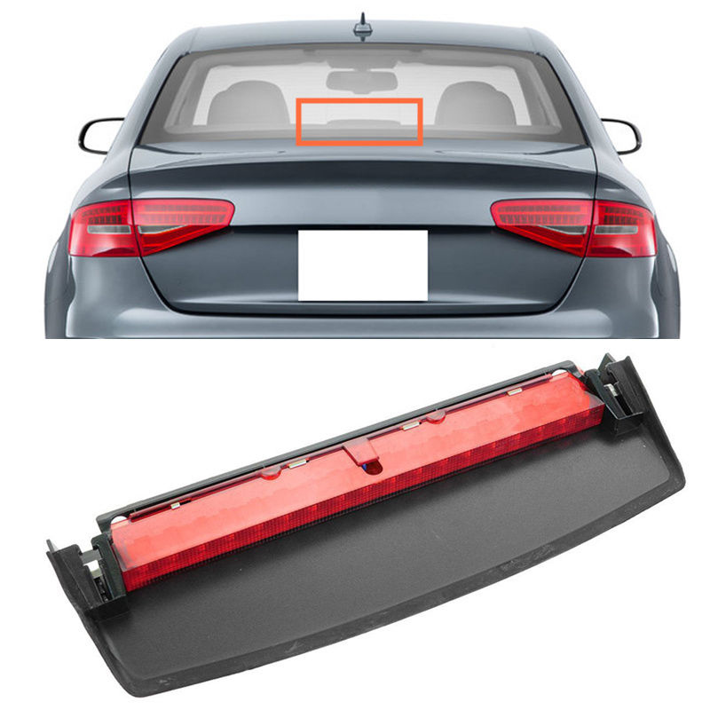 Pour Audi A4 A4L S4 B8 berline 2010-2015 feux arrière feux de freinage haut OEM: 923-230