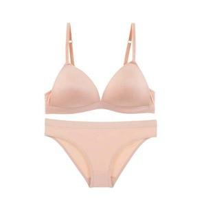 Image 5 - Ensemble Sexybra, pas de sous vêtements en acier, confort féminin, pas de cicatrice, soutien gorge croisé.