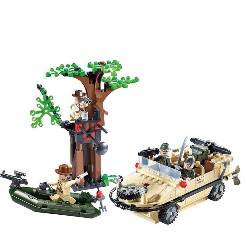 Building Blocks Compatible with Lego Enlighten E813 272P Models Building Kits Blocks Toys Hobby Hobbies For Chlidren