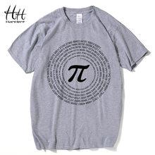 7f796052 HanHent Moon Men's T-shirts Math Design Summer Tee shirts Male Casual Tops  Geek Tshirt Men Cotton Undershirt Funny T shirts