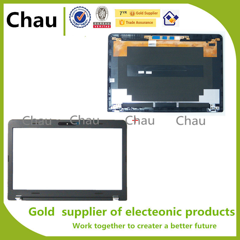 New LCDBC for Lenovo Thinkpad E550 E555 E560 E565 LCD Back Cover AP0ZR000A00 00HN435