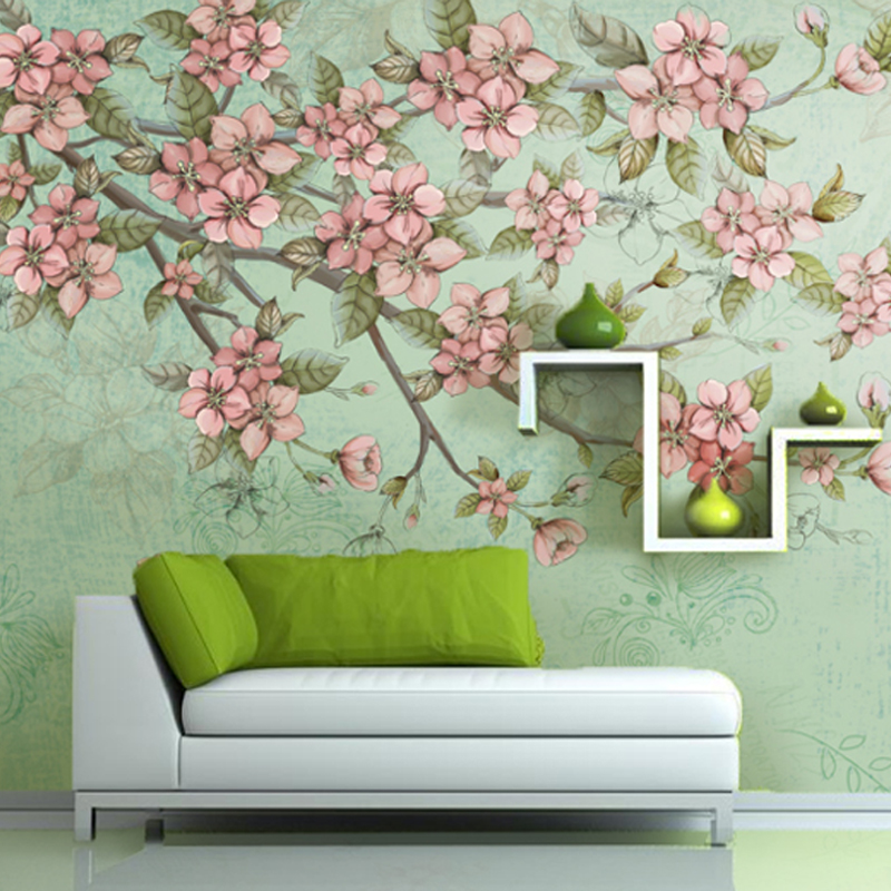 Custom photo wallpaper European style retro large wall painting living room bedroom TV wall wallpaper mural custom photo wallpaper high quality wallpaper personality style retro british letters large mural wall paper for living room