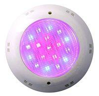 Бесплатная доставка в Европу IP68 rgb led свет бассейн 18 Вт 12 В водонепроницаемый Светодиодный прожектор 10 шт./лот для фонтанов